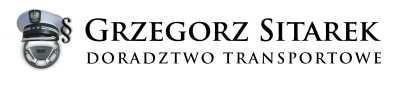Grzegorz Sitarek – Najlepszy doradca transportowy logo